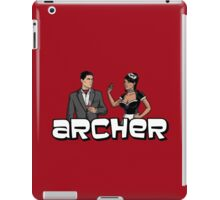 "Archer - Lana ""Sullen wench"" iPad Case/Skin"