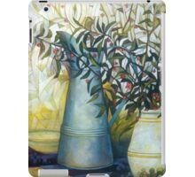 stil life with Euonymus iPad Case/Skin
