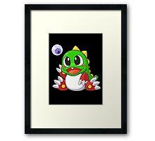 Baby Bub Framed Print