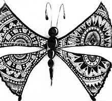 Butterfly by ThingsByLucy