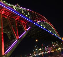 Coloured Span by Andrew Felton