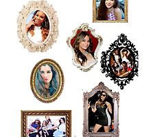 Fifth Harmony Mirrors! by foreverbands