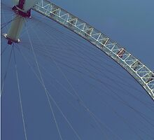 London Eye by LauraDeer
