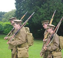Birmingham Battalion, Royal Warwickshire Regiment (Birmingham Pals) by HotThingPhotos