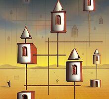 Comunidades III by Marcel Caram