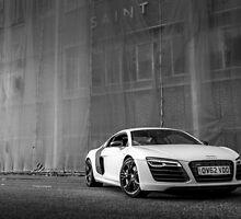 Audi R8 V10 by RossJukesAuto