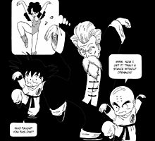 Dragon Ball 7 by Gustavo Lopez