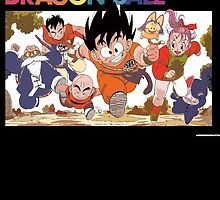 Dragon Ball 10 by Gustavo Lopez