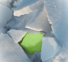broken snow II by NafetsNuarb