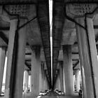 Under Kingston Bridge by Stevie B