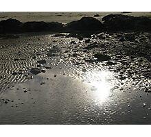 Glistening Ripples Photographic Print
