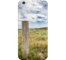 Paths Cross iPhone Case/Skin