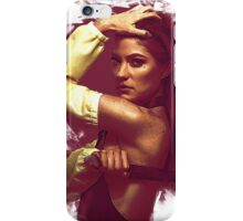 Debra Morgan/dexter- splatter t-shirt iPhone Case/Skin