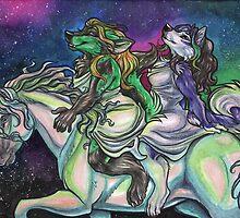 Night Ride by Mayra Boyle