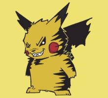 Devil Pikachu by Overture