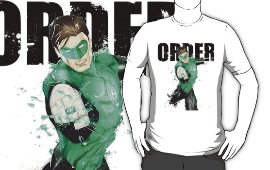 Green Lantern - Order by Nomad56641