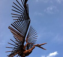 Bird Sculpture 1 by Robin Clifton