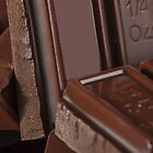 Chocolate quater ounce squares by Jerry Deutsch