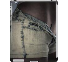 My short jeans iPad Case/Skin