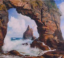 Memories of Hallidays Point by graham-krysten