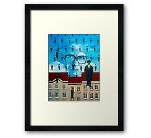 John Rawls Framed Print