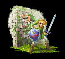A Link Between Worlds by AlecSchanno
