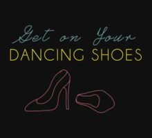 Dancing Shoes by KaSchmitt