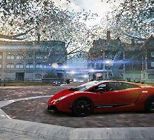 my car photos on NFS world online gaming by egodasa