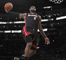 LeBron James by St0neR