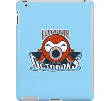 Lake Hylia Octoroks - Team Zelda iPad Case/Skin