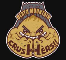 Death Mountain Crushers - Team Zelda by 8-bit-hobo