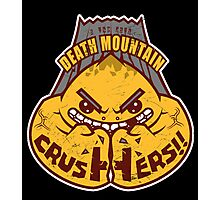 Death Mountain Crushers - Team Zelda Photographic Print