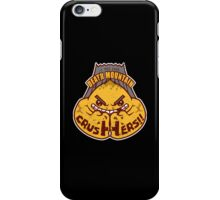 Death Mountain Crushers - Team Zelda iPhone Case/Skin