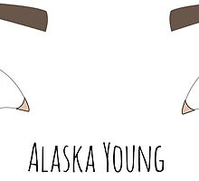 LFA - Alaska Young's Eyes by AllaBeck