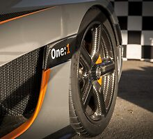 Koenigsegg One:1  by RossJukesAuto
