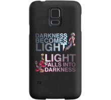 Kingdom Hearts: Dream Drop Distance - Sora and Riku Samsung Galaxy Case/Skin