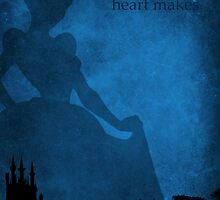 Cinderella inspired design (Part 1 of 3). by topshelf