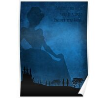 Cinderella inspired design (Part 1 of 3). Poster