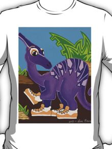 Purple Dinosaur T-Shirt