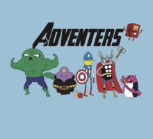 Aventers (Adventure time Avengers) Kids Clothes
