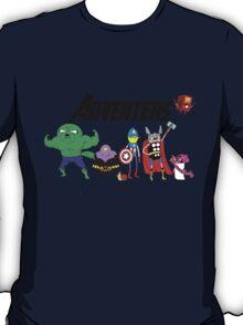 Aventers (Adventure time Avengers) T-Shirt