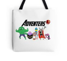 Aventers (Adventure time Avengers) Tote Bag