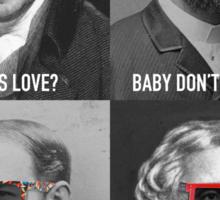 Watt is Love? Sticker