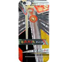 earth first iPhone Case/Skin