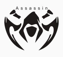 League of legends Assassin design  by kkitkat