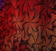Crazy Triangle by tropicalsamuelv