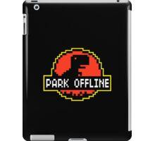 Park Offline iPad Case/Skin