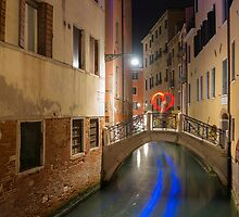 Love in Venice by Mats Silvan