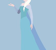 Elsa Illustration by realGabe