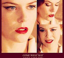 Come What May by selinakylie